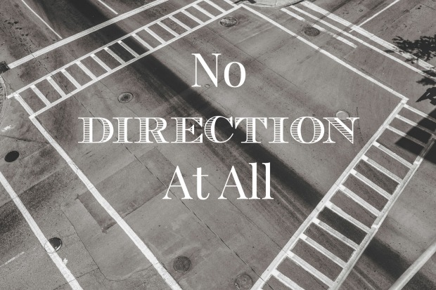 No Direction