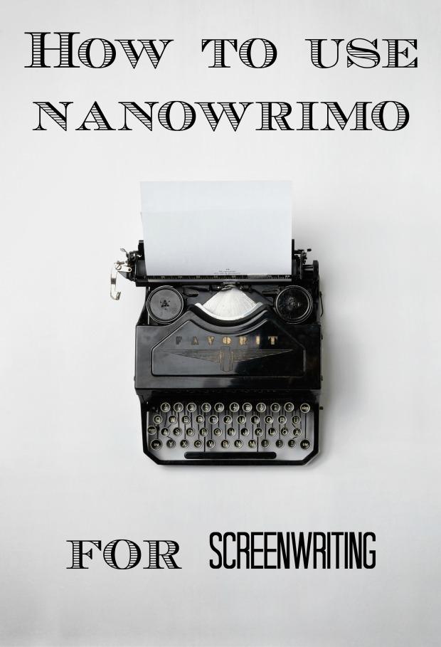 Typewriter Title